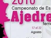 Campeonato España Ajedrez Femenino 2010