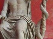 Relatos mitológicos: Asclepio.