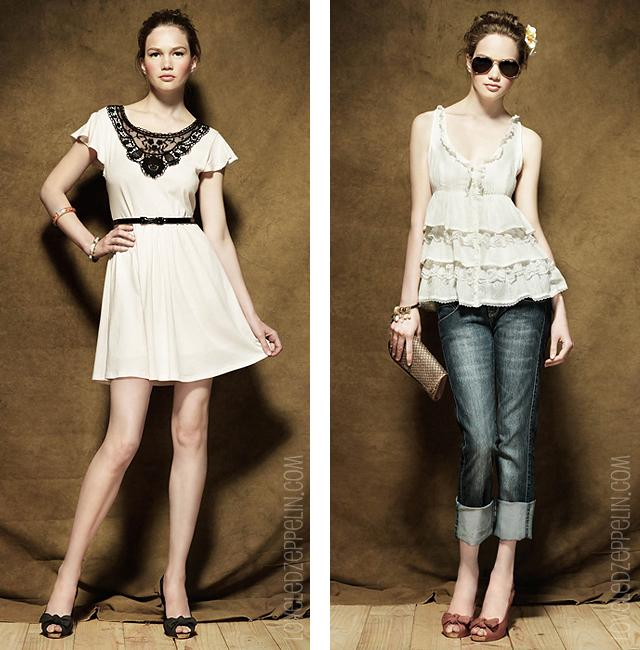 Blanco lookbook pre-fall 2011