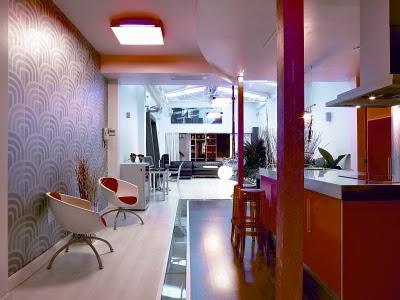 jueves de feng shui loft en suburbio de paris paperblog. Black Bedroom Furniture Sets. Home Design Ideas