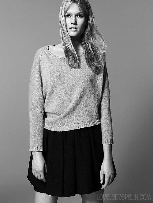 Catálogo Zara otoño-invierno 2011