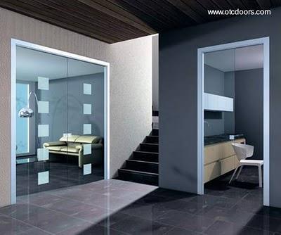 Puertas de cristal italianas paperblog for Puertas de vidrio para casas