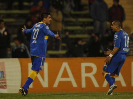 Boca empató en Mendoza en su debut en el Apertura