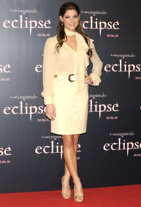 Ashley Greene en la première de Eclipse (Madrid)