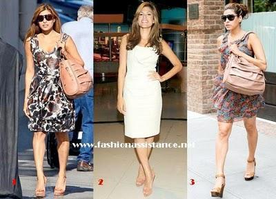 Eva Mendes adora los vestidos. Analizamos sus ocho últimos outfits