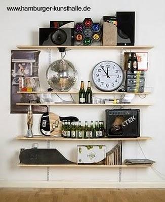 Estanter as decoraci n paperblog - Decoracion de estanterias ...