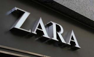 Proveedores de Zara
