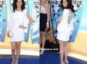 Selena Gómez, espléndida BCBG Azria, 2010 Teen Choice Awards