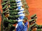 China, cabeza ejecuciones