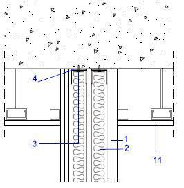 Detalles encuentros paramentos verticales interiores con forjados paperblog - Detalle constructivo techo ...