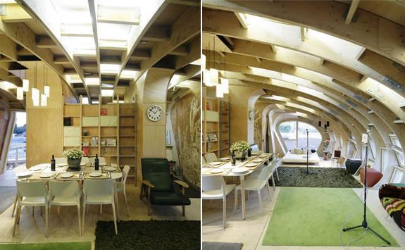 Fablab house casa ecol gica paperblog - Casa ecologica prefabricada ...