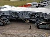 'NASA Crawlers': vehículos grandes mundo
