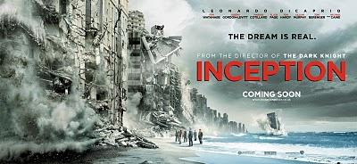 Inception (a.k.a. Origen, de Christopher Nolan, 2010)