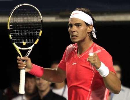 Masters 1000: Buen debut de Nadal en Toronto
