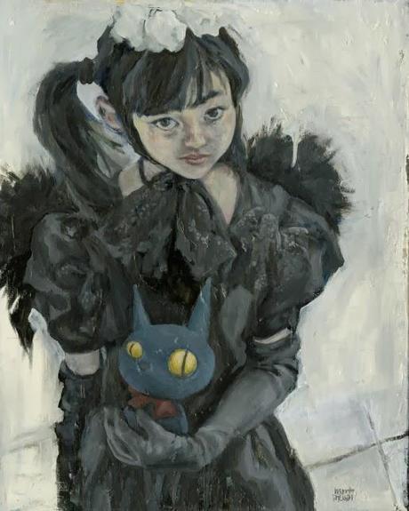 nuncalosabre.Pinturas - Mari Inukai