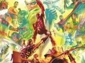 Alex Ross regresa Marvel portadas alternativas para celebrar aniversario