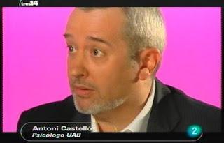 Entrevista a Antonio Castelló en el programa de TVE