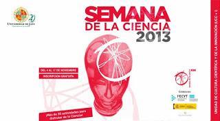 La Universidad de Jaén organiza más de 30 actividades en los Campus de Jaén y Linares para disfrutar de la ciencia del 4 al 17 de noviembre, con motivo de la Semana de la Ciencia