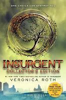 Portadas por todo el mundo: Insurgente de Veronica Roth