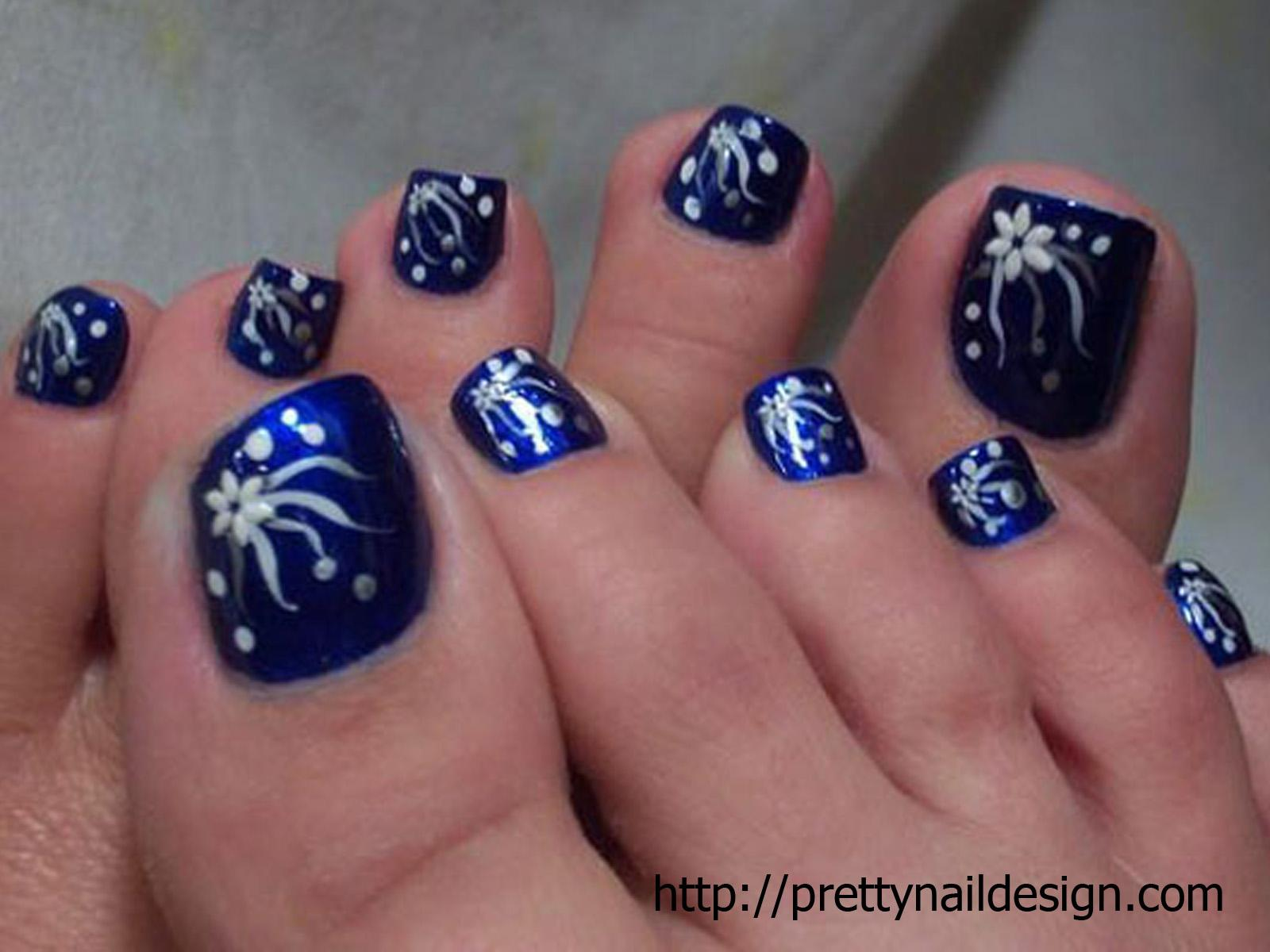 Dise os para las u as de los pies fotos paperblog - Cute nail art designs to do at home ...
