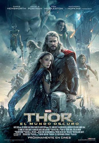 Thor, el mundo oscuro: sin rencores