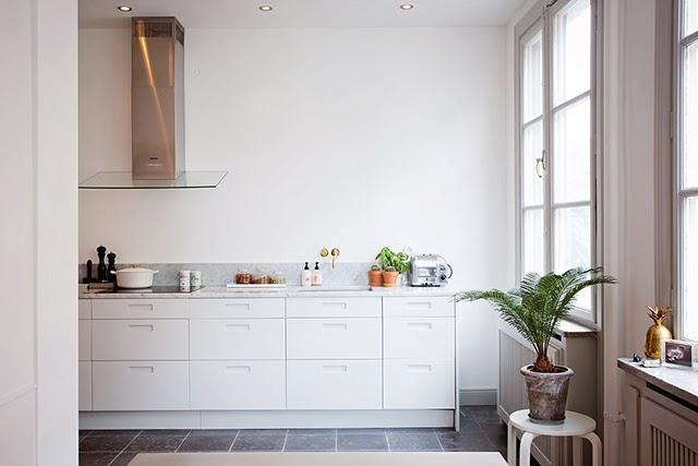Inspiraci n ideas pr cticas y funcionales para una casa for Cocinas practicas y funcionales