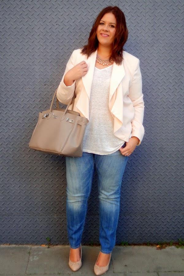 Marida Outfit Blazer u0026 Jeans - Paperblog