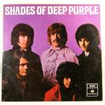 DEEP PURPLE – Shades of Deep Purple ( 1968 )