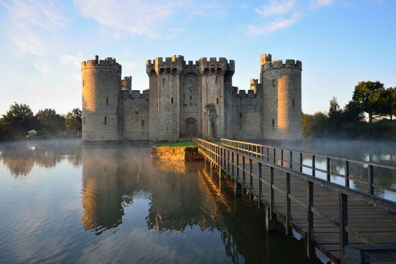 Britain's castles
