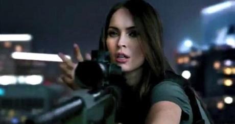 96bcf26 Megan Fox Call of Duty Ghosts 618x400 Call of Duty: Ghosts, Megan Fox como francotiradora en el nuevo anuncio