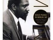 Live Music Show Thelonious Monk Plays Duke Ellington: Solo Piano, Berlin 1969