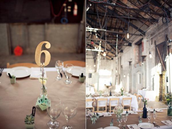 Naturalidad y cotidiana boda Industrial