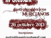 Nueva quedada Gastrobloggericos Murcianos