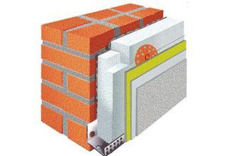 La fachada el aislamiento t rmico paperblog - Aislantes termicos para paredes interiores ...