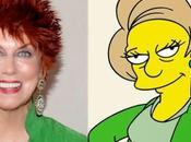 Simpson rinden homenaje Señorita Krabappel
