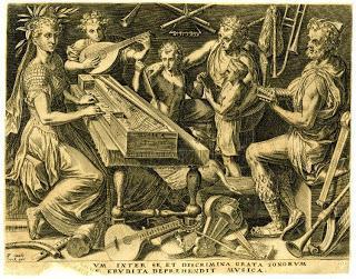 El nacimiento de la música. Los primeros instrumentos musicales.