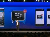 deberías estar usando BlackBerry Messenger evitar WhatsApp