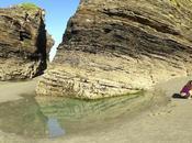 Ruta Galicia. Praia Catedrais