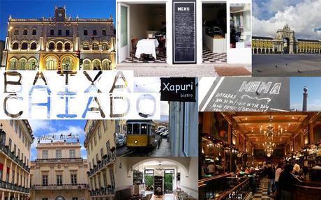 baixa y chiado Lisboa enamora