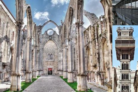 convento carmo Lisboa enamora