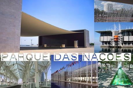 parque nacoes Lisboa enamora