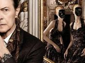 David Bowie Arizona Muse para Louis Vuitton