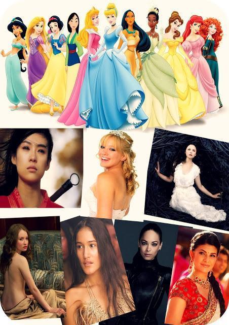Princesas favoritas