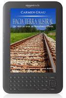 Hacia tierra austral: Un viaje en tren de Barcelona a Perth, Carmen Grau