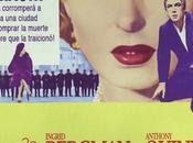 VISITA RENCOR (The visit) (1964)