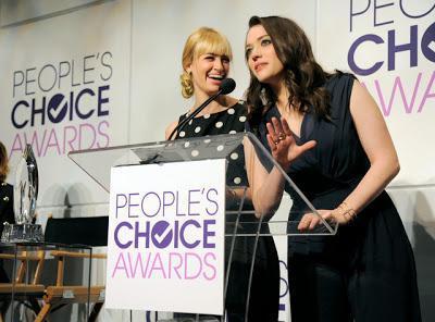 Lista de nominados para los People's Choice Awards 2014