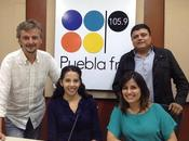Entrevista Radio Puebla (México)