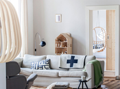 casa increíble escandinava blanco madera