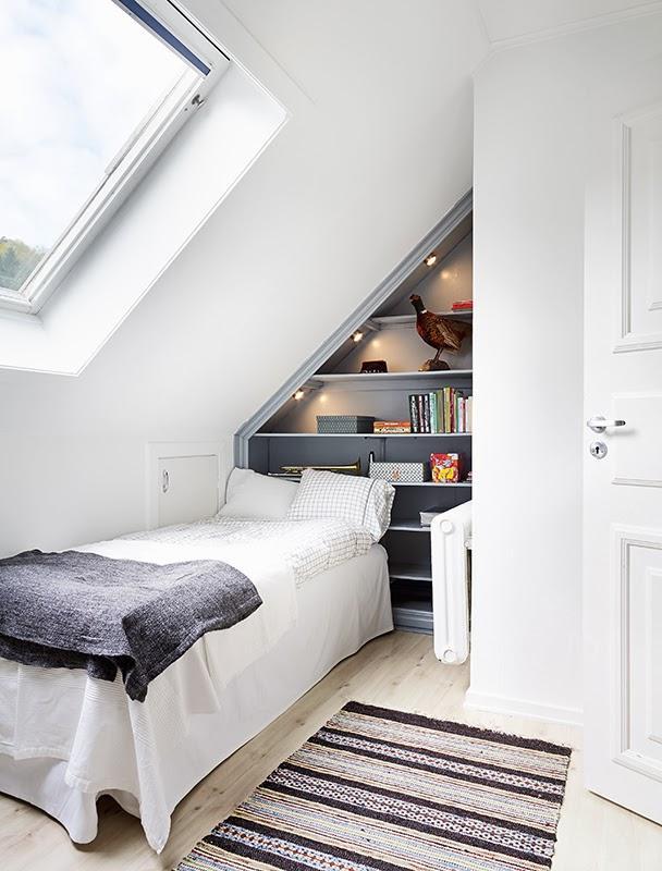 Dise o para un dormitorio peque o paperblog - Diseno dormitorio ...