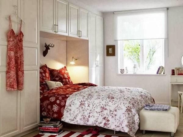 Dise o para un dormitorio peque o paperblog - Diseno de dormitorios ...